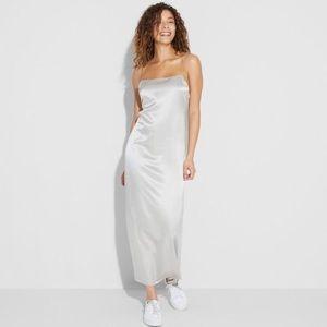 Theory slip dress